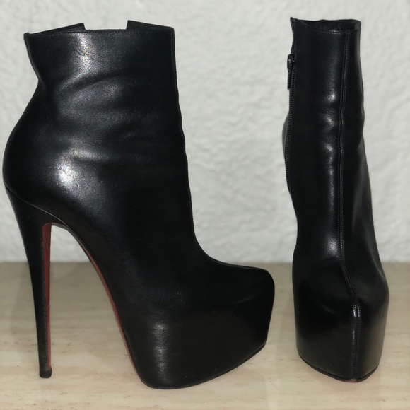 Christian Louboutin Shoes - Christian Louboutin Ankle Boots